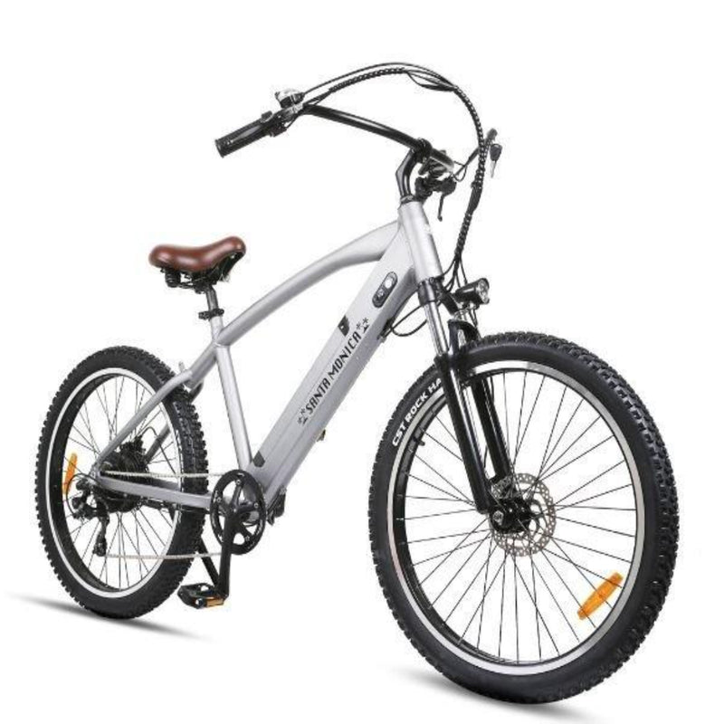 Nakto 500W Electrical Bicycle 26'' Santa Monica - front