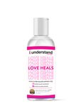 iUnderstand™ Love Heals 70% Gel Hand Sanitizer - Case of (12) 16.9 oz Bottles