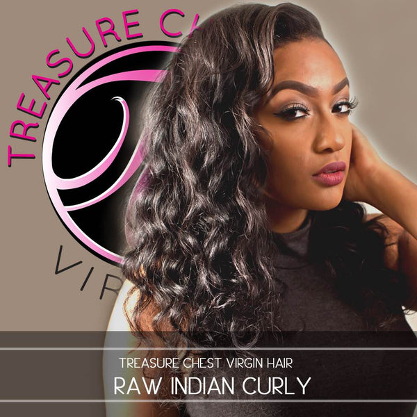 Raw Indian Natural Curly