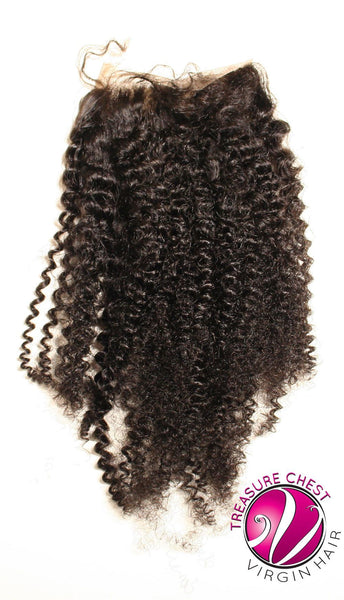 Hair - Lace Closure - Marley Curl