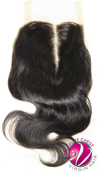 Hair - Lace Closure - Natural Wave
