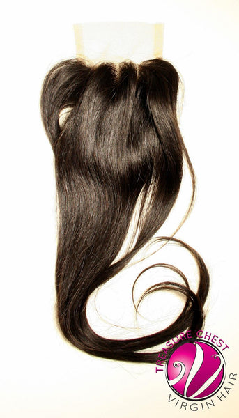 Hair - Lace Closure - Straight