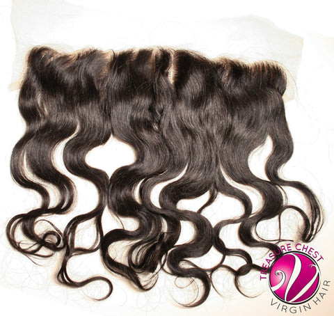 Hair - Lace Frontal- Body Wave