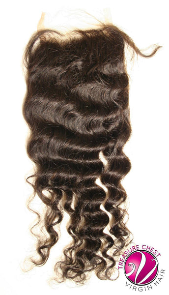 Hair - Silk Base Closure - Italian Wave