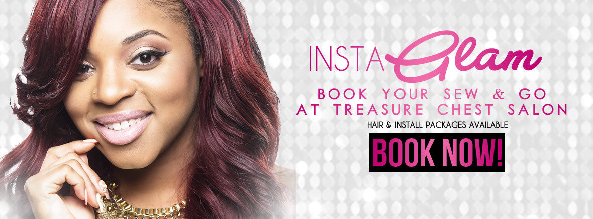Hair and Install bundle deals sew n go