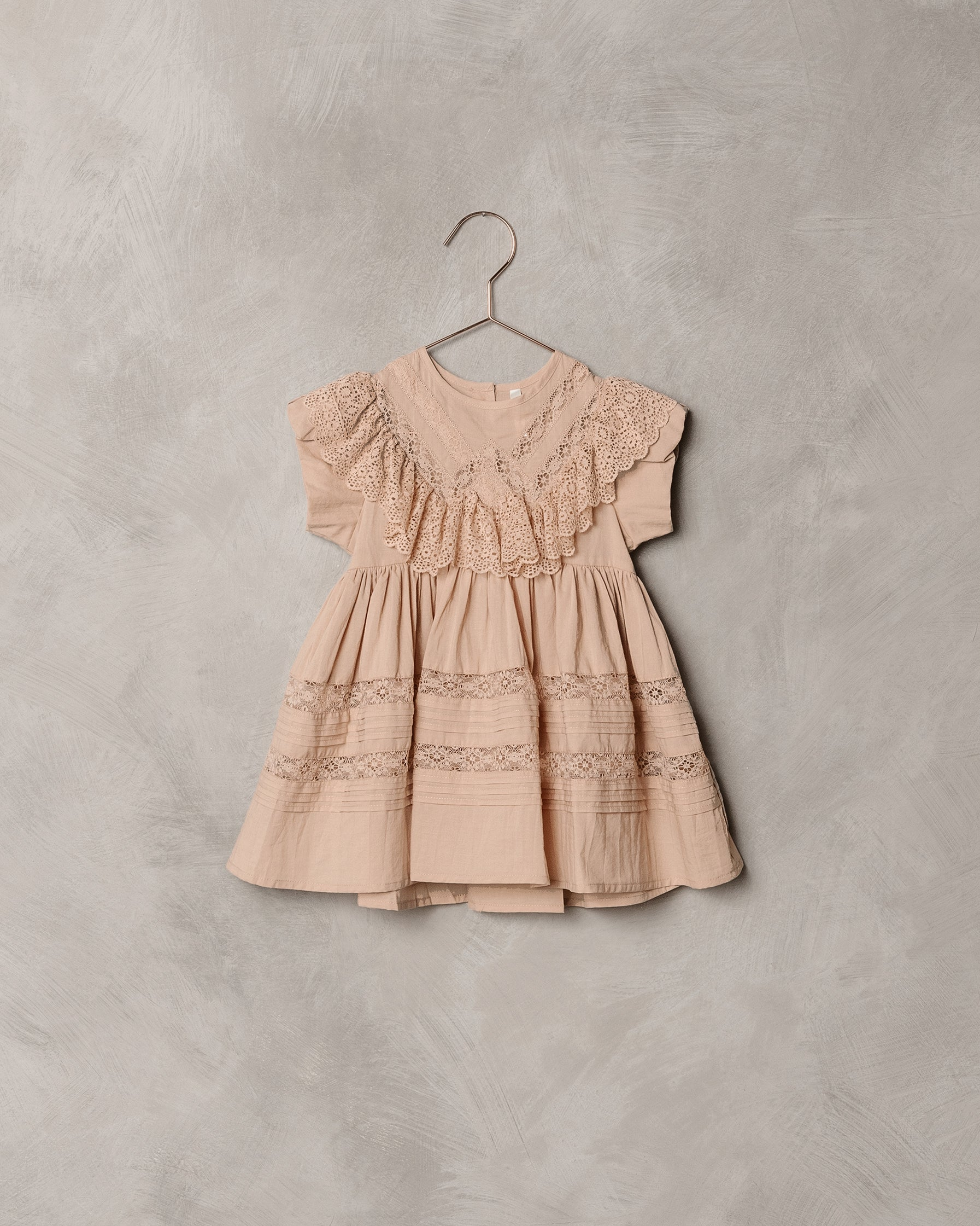 goldie dress | apricot