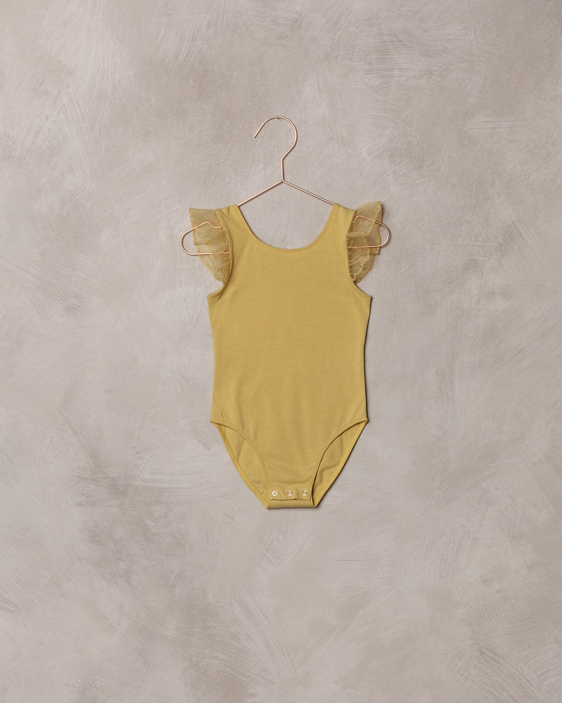 fancy bodysuit | citron