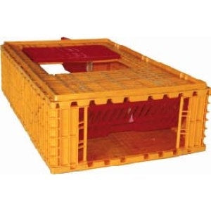 Fast-fill game bird coop