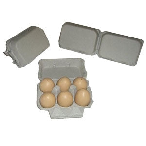 Split 6 Pillo Post Blank Egg Carton FREE SHIPPING