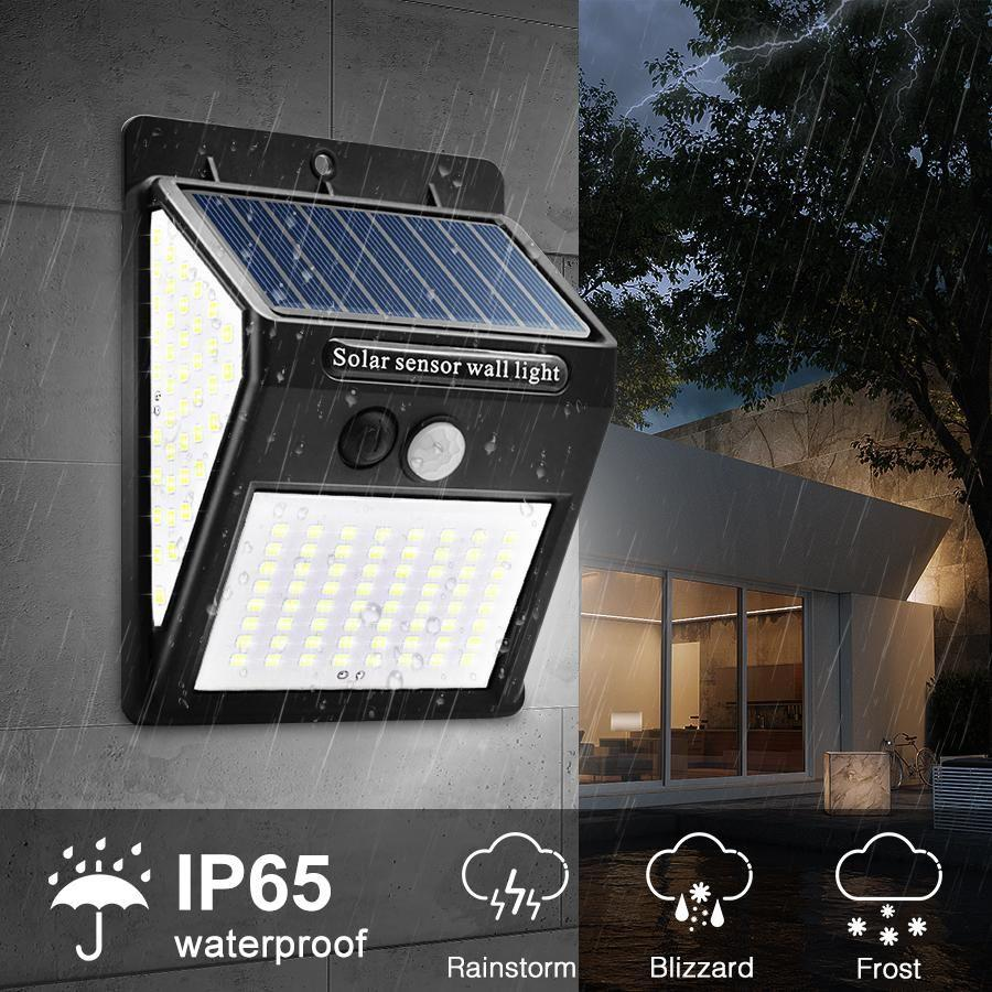 Ultra-Bright Floodlight Put Anywhere You Want Even If There Isn't Electricity💥