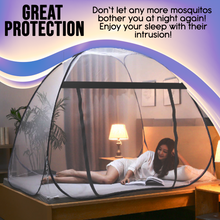 Load image into Gallery viewer, ANTI-MOSQUITO POP UP MESH TENT (LAST DAY)