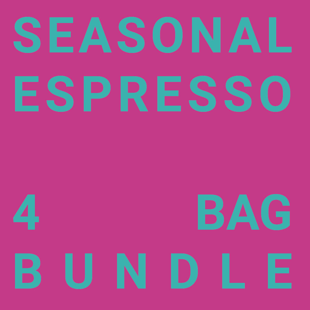 Four Bag Bundle - Espresso