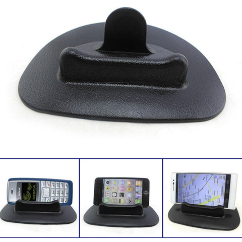 Car Kit Silicone Mat Mobile Phone/Pad Holder Car Kit Multi-Functional Dashboard Silicone Anti-Slip Mat
