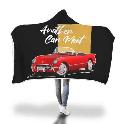 Another Car Meet Hooded Blanket