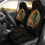 Let's Get Dirty Car Seat Covers