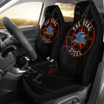 The Real Steel Car Seat Covers