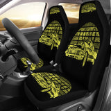 Retro Caddy Car Seat Covers