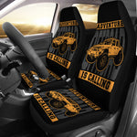 Off Road Adventure Car Seat Covers