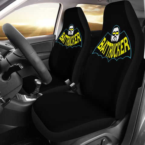 Bat Trucker Seat Covers