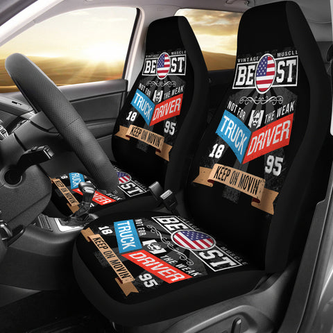 Best Truck Driver Car Seat Covers