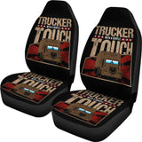Trucker Gentle Touch Car Seat Covers
