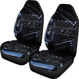 Pure Power Car Seat Covers