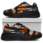 Rusty Nuts Sneaker Shoes