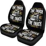 Truck Chooses You Car Seat Covers