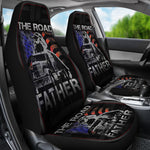 Road Father Car Seat Covers