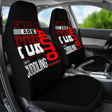Small Auto Are For Tender Cuddling Trucker Quote Car Seat Covers