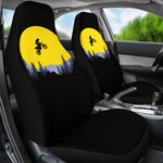 Moon Rider Seat Covers