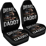 Diesel Daddy Trucker Car Seat Covers