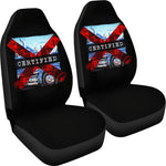 Certified Trucker Car Seat Covers