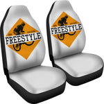 BMX Freestyle Car Seat Covers