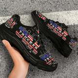 USA Trucker Sneaker Shoes