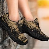 Retro Jeep Sneaker Shoes