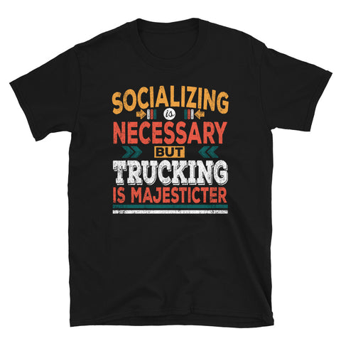 Trucker Majesticter T-Shirt