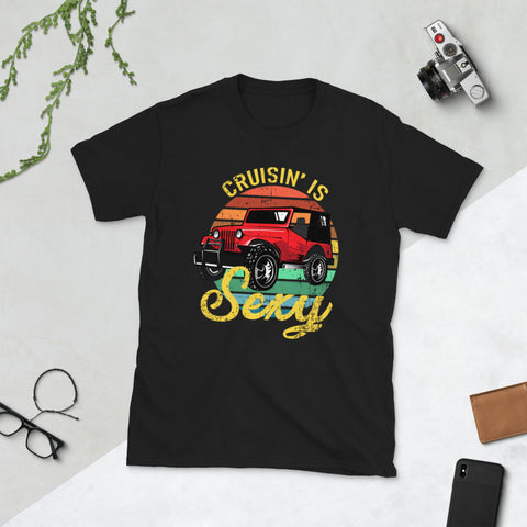 Cruisin' Is Sexy T-Shirt