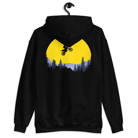 Riding Under The Moon Hoodie