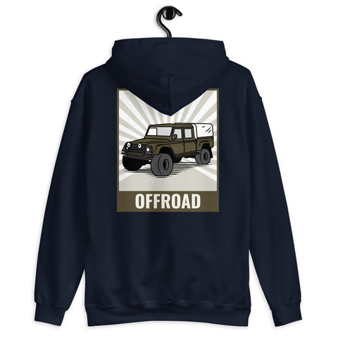 Offroad Jeep Hoodie