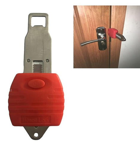 Anti-Theft DIY Hotel Lock