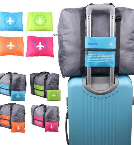 Stable Travel Bag