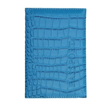 Textured Passport Holder