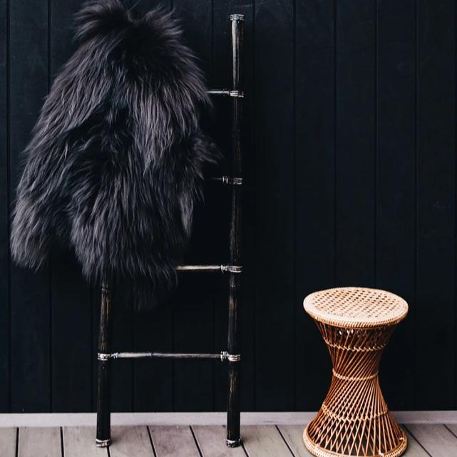 Icelandic Sheepskin (Black)