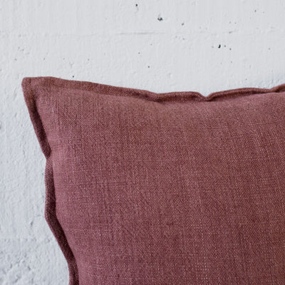 Chutney Linen Pillow (with feather inner)