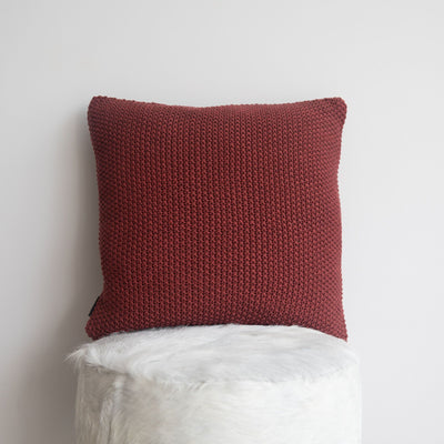 Berry Stitch Pillow