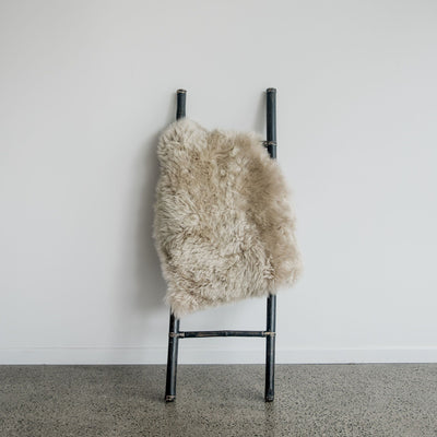 NZ Natural Sheepskin (Champagne)