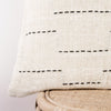 Tear Drop Cotton Cushion Cover (50cm x 50cm)