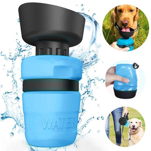 Portable Outdoor Pet Water Dispenser