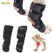 Load image into Gallery viewer, Dog Bandage Knee Brace